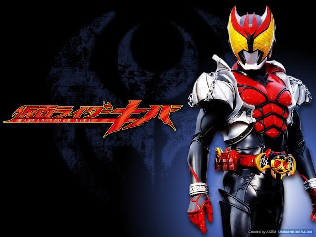 [J-Drama] Kamen Rider Kiva KamenRiderKiva5