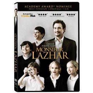Monsieur Lazhar DVD Release Date