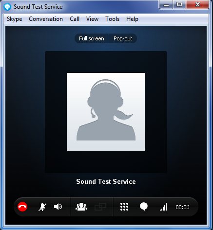 Skype For Dummies: How to Test Audio and Video Calls