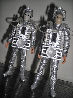 The Cybermen invade!