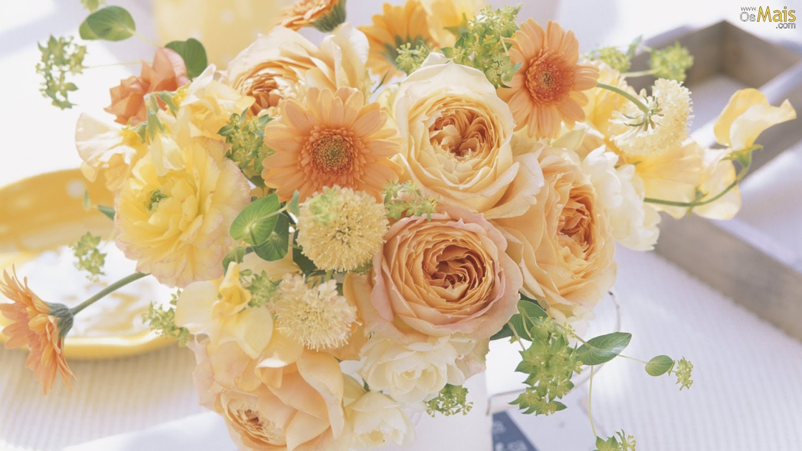 Wallpapernarium ramo de flores hermosas - Ramos de flores hermosas ...