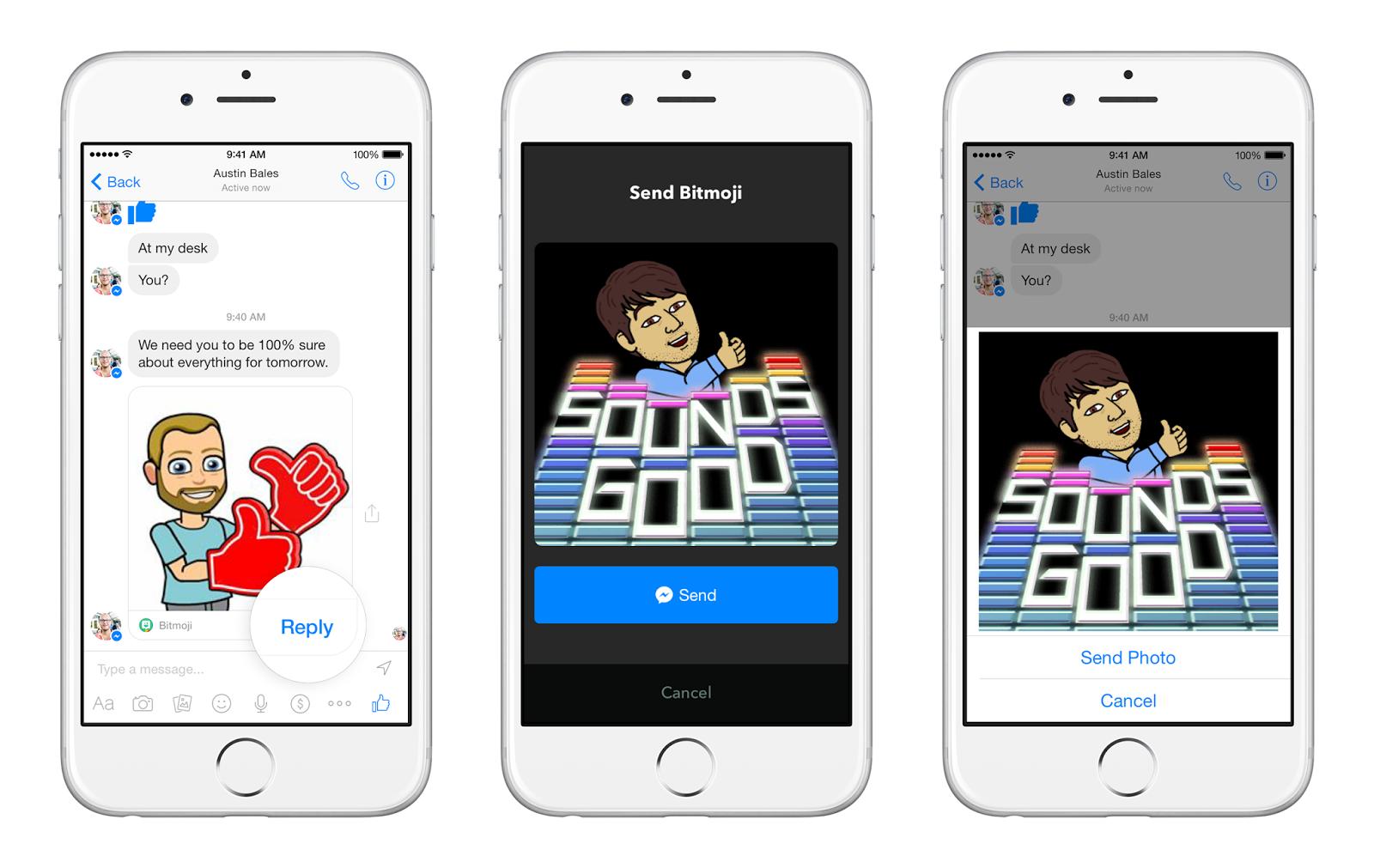 Facebook Messenger Platform Launches at F8 Developer ...