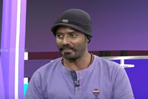 Actor Jenish talks about his role in various movies | Super Housefull