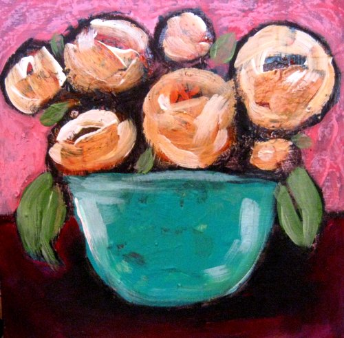 SUZAN BUCKNER ART: TONS OF NEW PAINTINGS..and The GUMTREE