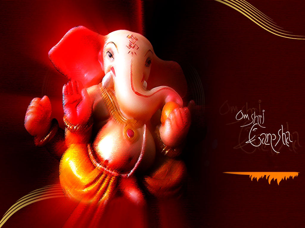 Hd wallpaper ganpati - Lord Ganesha Hd Wallpapers