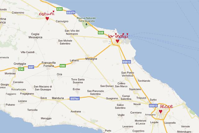 La Bella Vita  Puglia On The Road  3rd Round