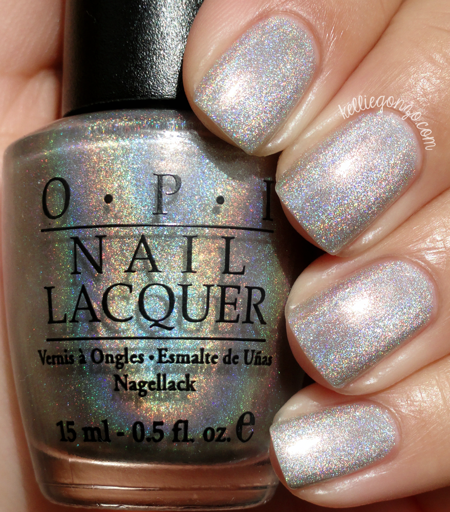 OPI SRO (Standing Room Only) Silver