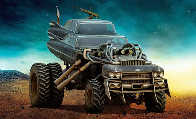 Mad Max Fury Road The Gigahorse