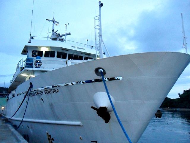 Brp Hydrographer Ventura