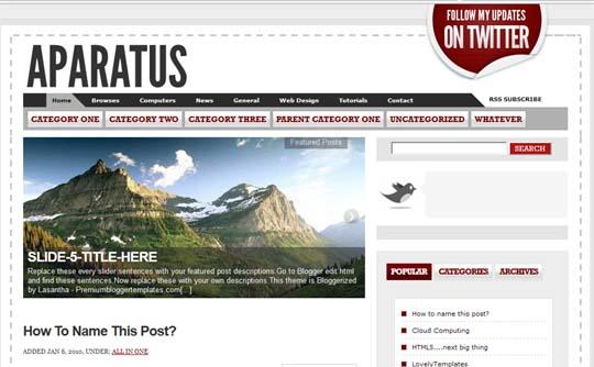 aparatus-blogger-template-free-premium