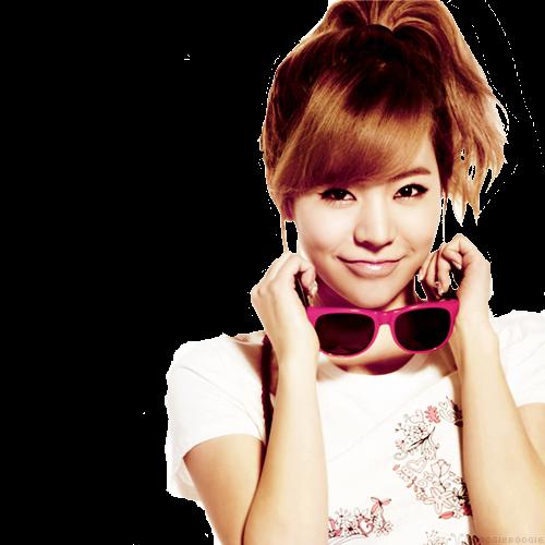 Sunny - Korean Girl