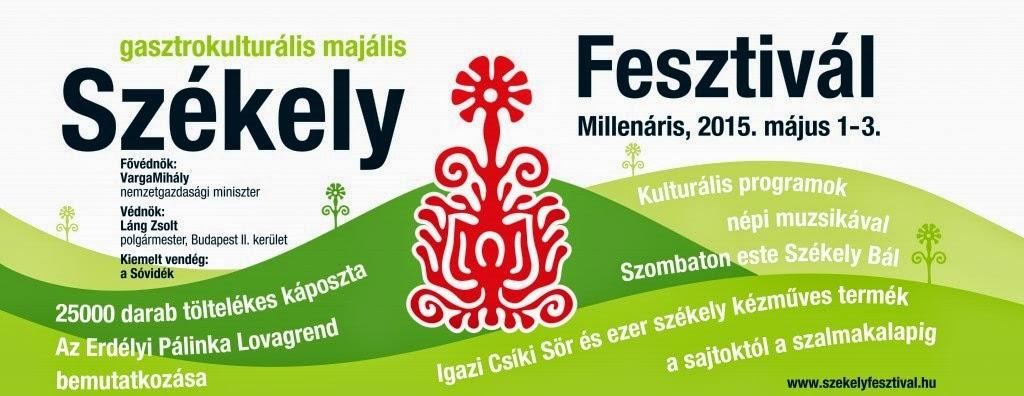 Budapest, budapesti székely fesztivál, gasztronómia, kultúra, magyarság, Székelyföld, Székely Szeretetszolgálat