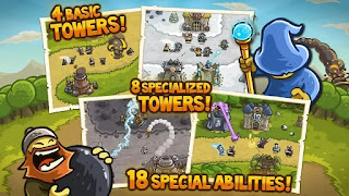 Kingdom Rush 2.6.5 Mod Apk (Unlimited Money)