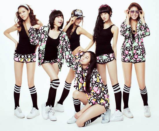 corea single asian girls Debut: 28 de agosto de 2008 (corea)  nos dieron a conocer uno de sus single bajo el nombre de  - infinity girls.