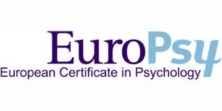Με άδεια άσκησης επαγγέλματος από το Ελληνικό κράτος, και την Ευρωπαϊκή πιστοποίηση EuroPsy 2016-17