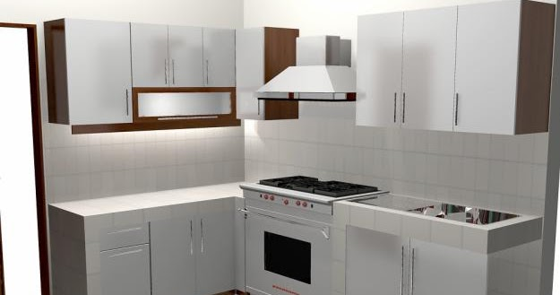 The Best Interior Kitchen Set Minimalis