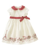 Girls Paris Dress