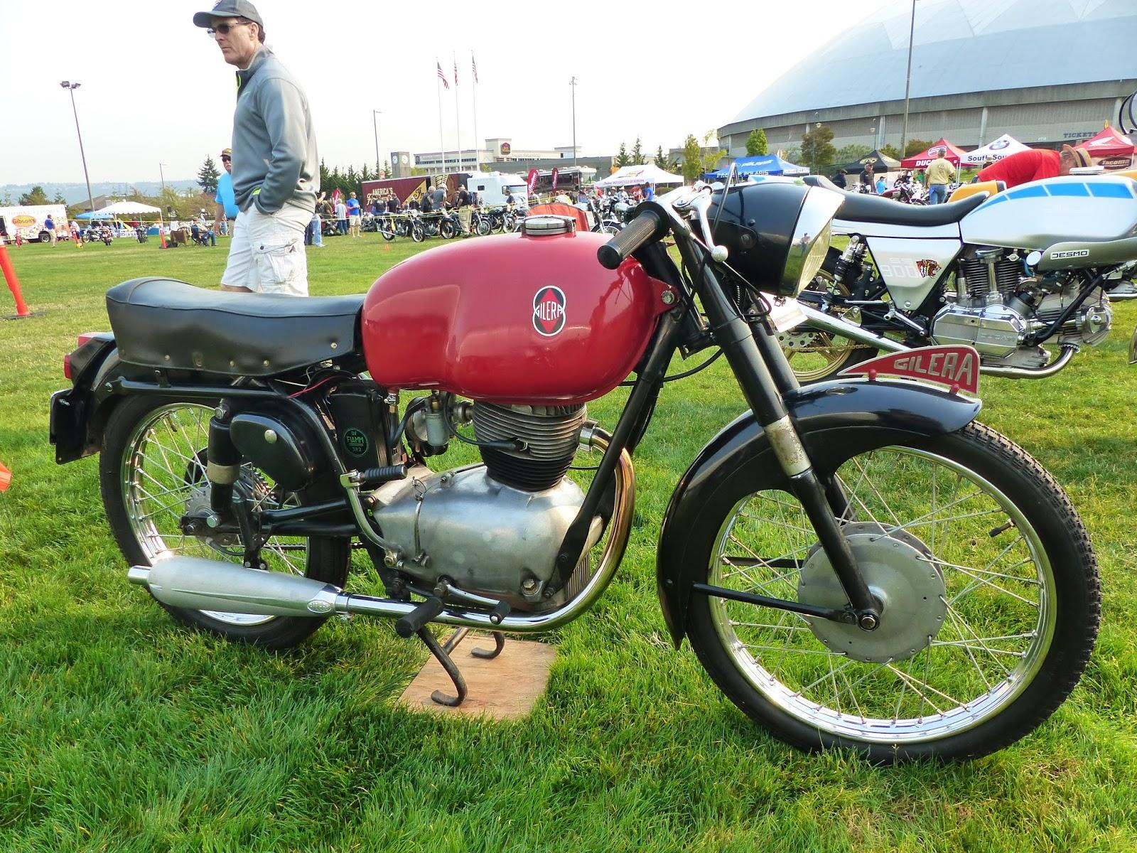 OldMotoDude: 1961 Gile...