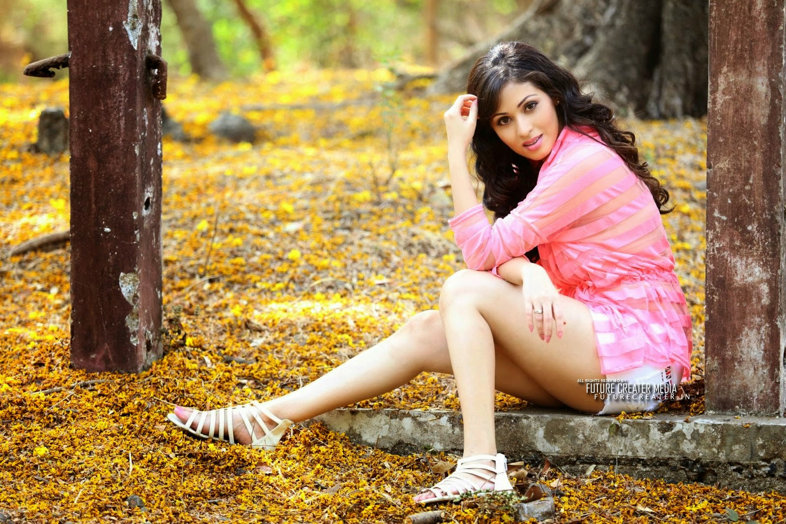 Sada Hot Spicy Photo Shoot Gallery, Sada Latest Photo Shoot Gallery
