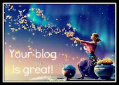 Premi: Your Blog is Great