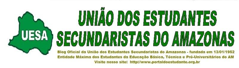 UESA - União dos Estudantes Secundaristas do Amazonas