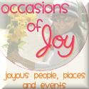 occasions of Joy