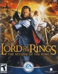 Free Download Games lord of the rings the return of the king Playstation 2 ISO