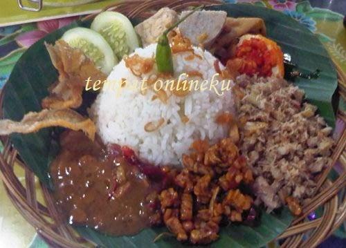 resep nasi megono