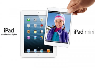 iPad 4 & iPad Mini Sales