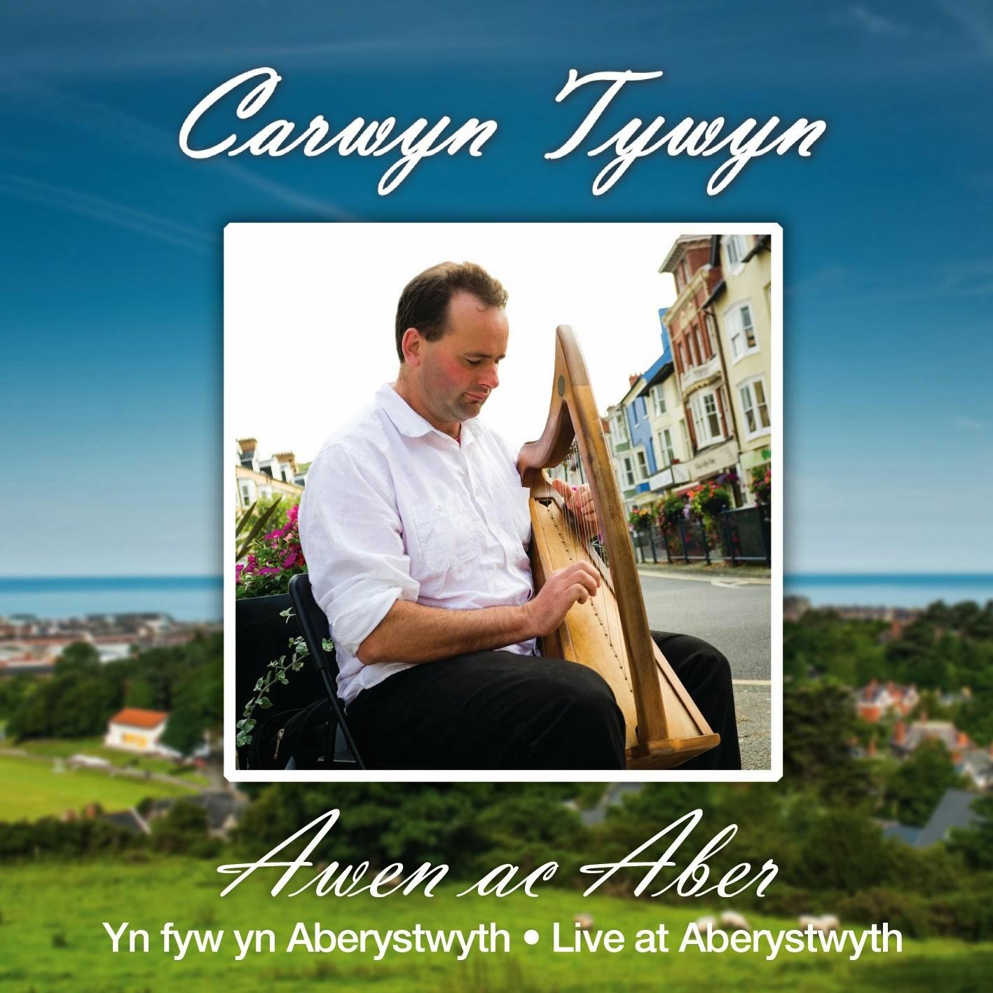 """CD: """"Awen ac Aber"""" (2012)"""
