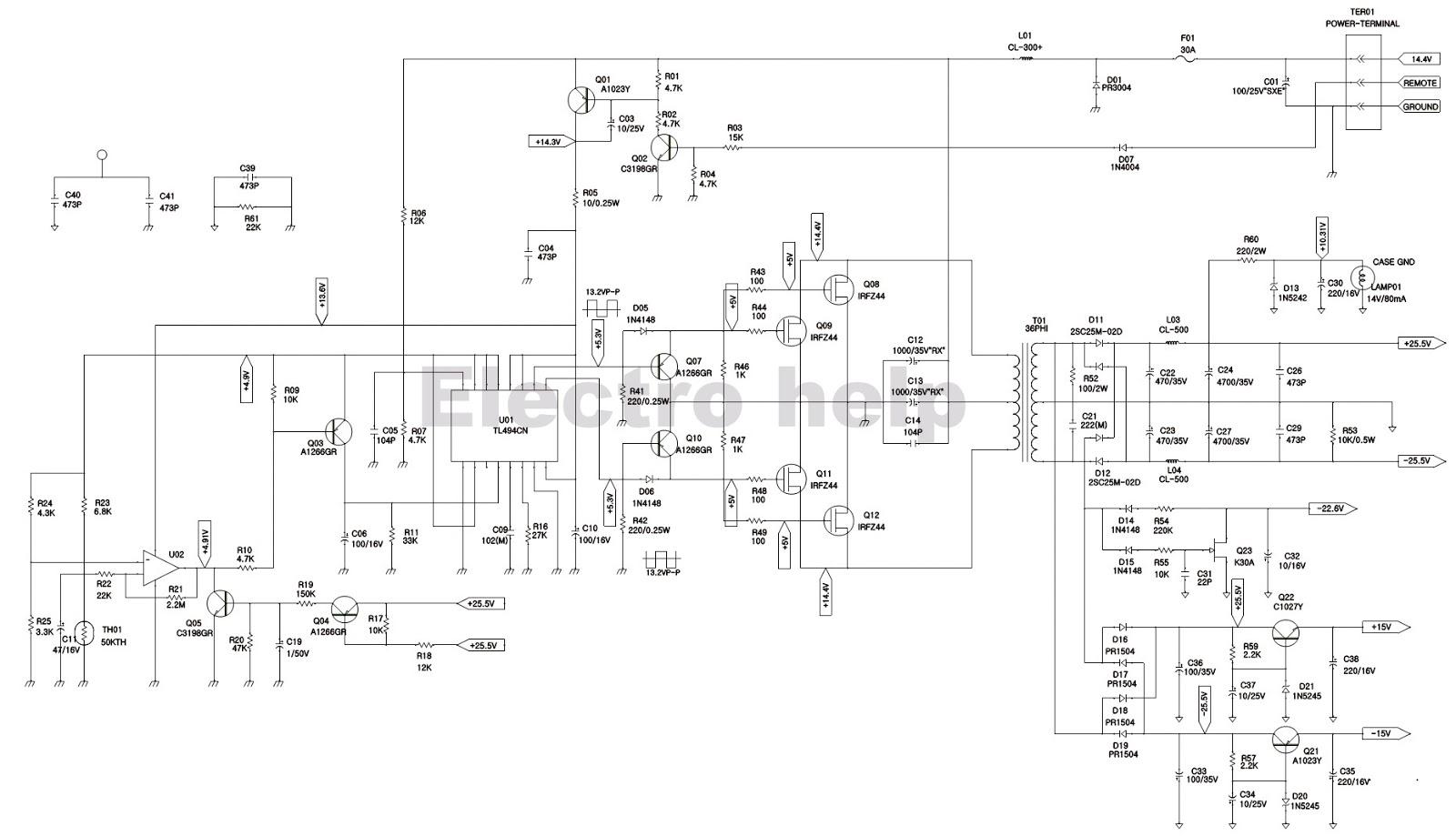 Hobart Handler 140 Wiring Diagram Manual Guide 120 Schemes Mig