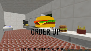 Order Up Mapa para Minecraft 1.8