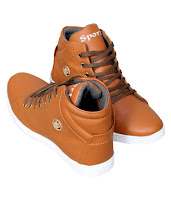 Buy Sukun Beige Casual Shoes at Rs. 440 : buytoearn