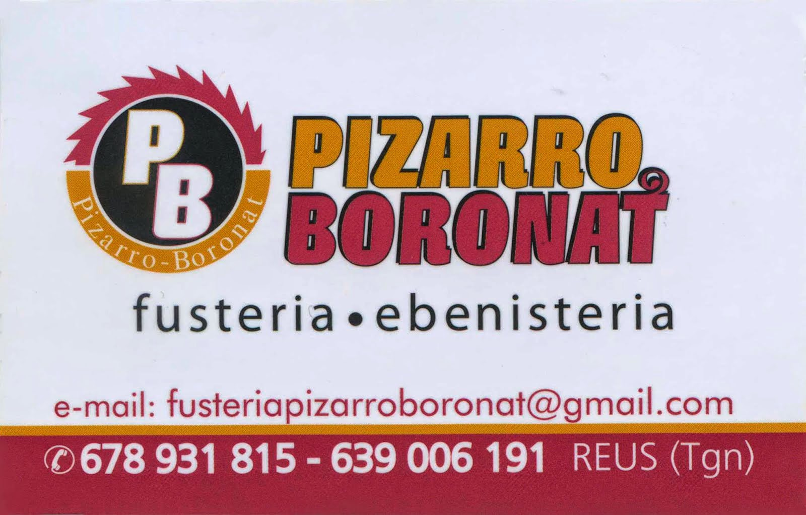 PIZARRO-BORONAT