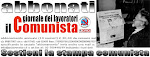 Abbonati al Giornale Comunista