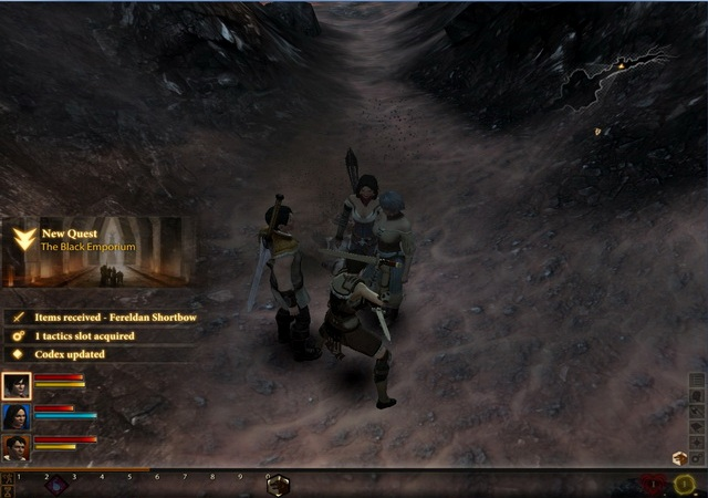 Dragon Age 2 PC Games Gameplay