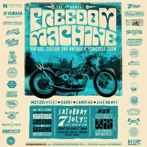 Freedom Machine Show #4