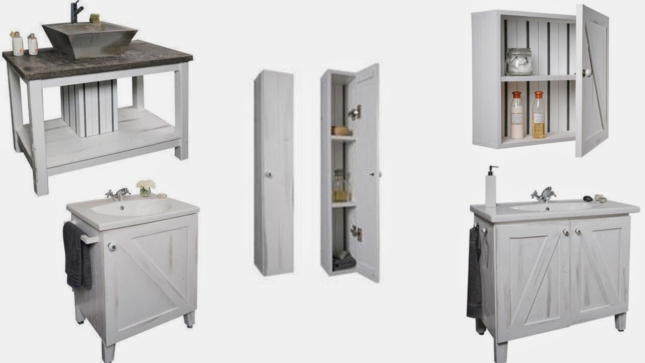 Den vita drömgården: badrumsmöbler för new england hus