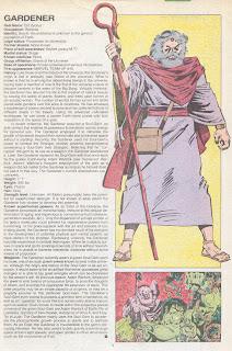 Jardinero (ficha marvel comics)