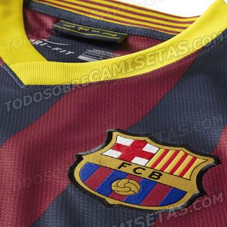 Jersey-Barcelona