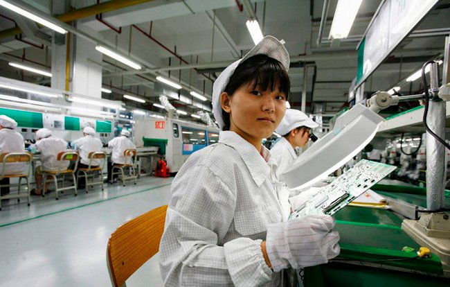Apple foxconn inspection