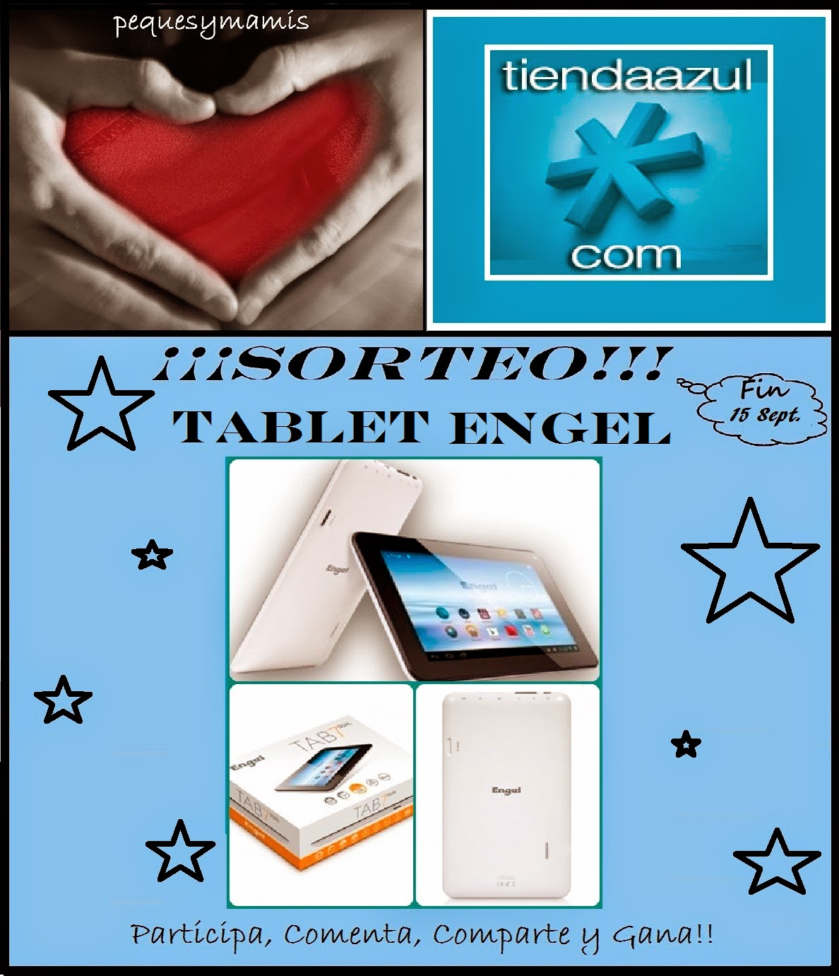 SORTEO TABLET