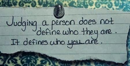 defining yourself quote