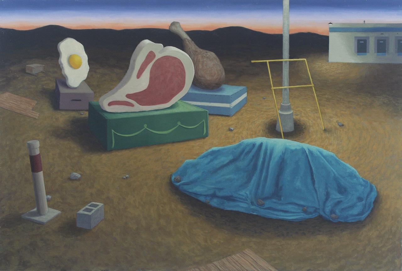 ©Nora Sturges - Paintings 2012-2014. Pintura | Painting