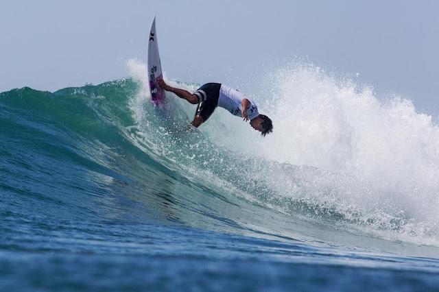 8 Miguel Pupo Hurley Pro at Trestles Foto WSL Brett Skinner