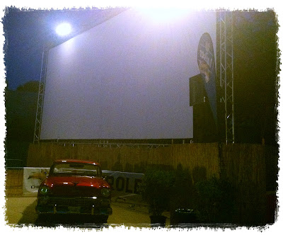 Cine verano Bombilla