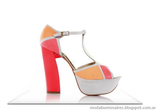 Zapatos de fiesta 2013 Ricky Sarkany 2013