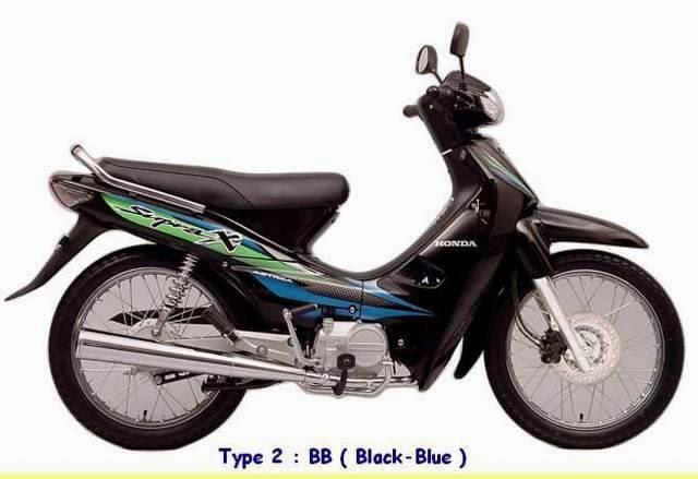 Supra X 100 cc Vs Supra XX 100 cc