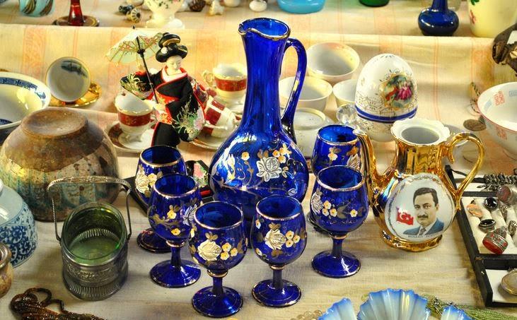 İstanbul'da Bahar Bitmeden Yapılıcaklar Listesi / Feriköy Antika Pazarı