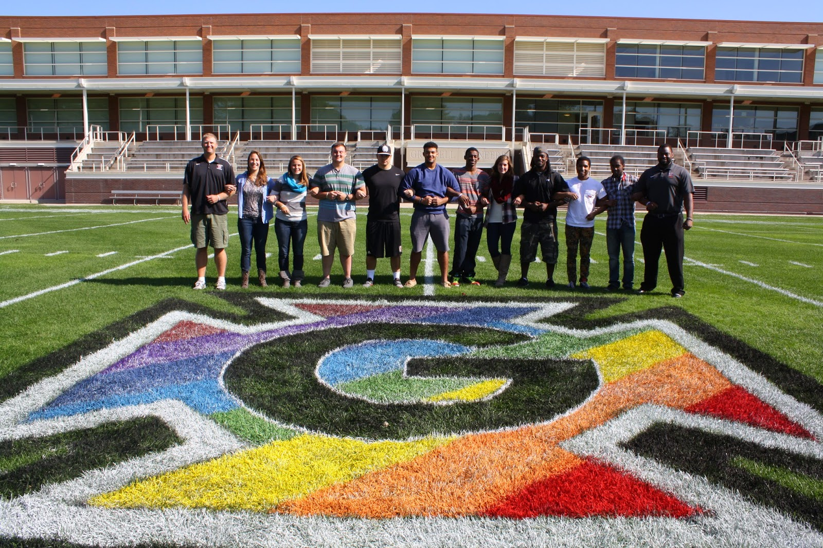 Grinnell College Football Gc Pride Campaign